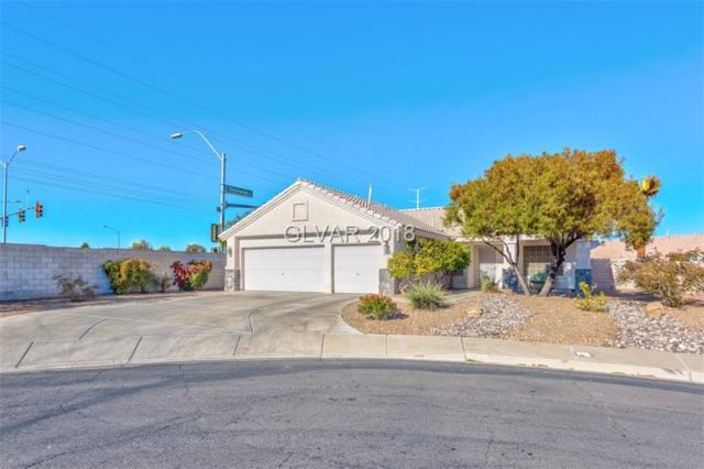 1162 Castle Point, Henderson, NV 89074 (MLS #2053252) :: The Machat Group   Five Doors Real Estate
