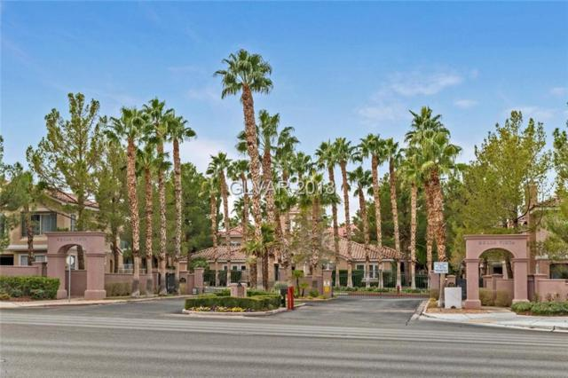 251 Green Valley #4714, Henderson, NV 89012 (MLS #2053265) :: The Snyder Group at Keller Williams Marketplace One