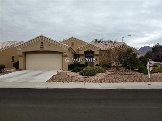 2133 Red Dawn Sky, Las Vegas, NV 89134 (MLS #2053288) :: The Snyder Group at Keller Williams Marketplace One