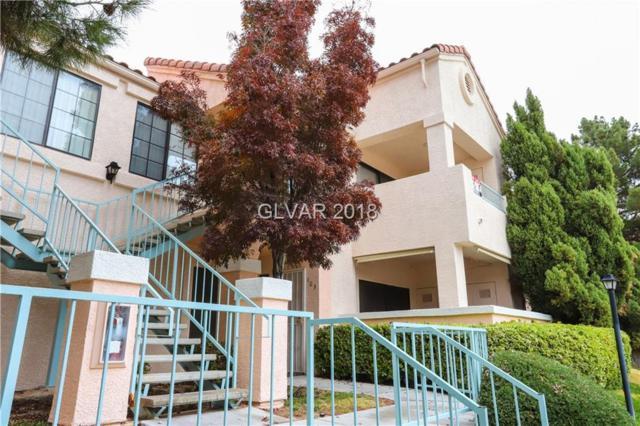 4873 Torrey Pines #203, Las Vegas, NV 89103 (MLS #2053297) :: The Snyder Group at Keller Williams Marketplace One