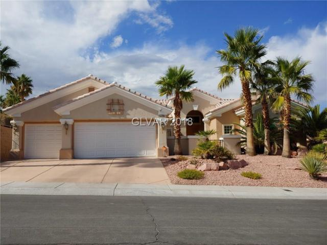 2713 Faiss, Las Vegas, NV 89134 (MLS #2053305) :: The Snyder Group at Keller Williams Marketplace One