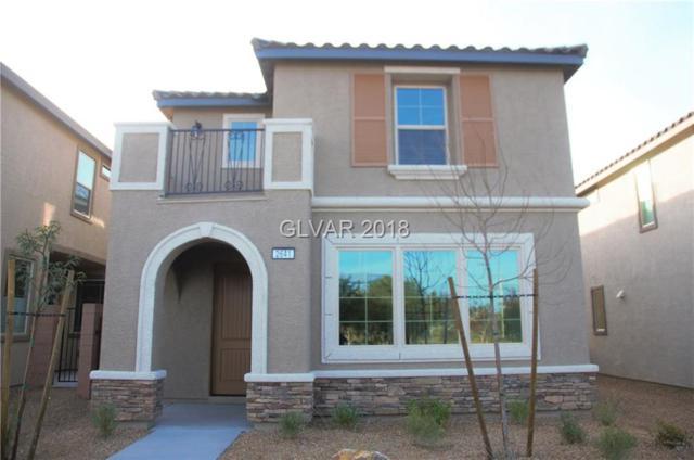 2641 Via Firenze, Henderson, NV 89044 (MLS #2053326) :: Vestuto Realty Group