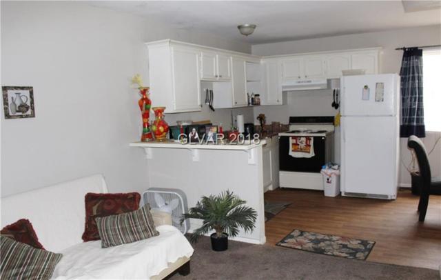 1720 Bonanza #75, Las Vegas, NV 89106 (MLS #2053350) :: Sennes Squier Realty Group