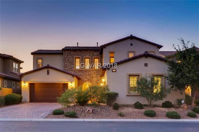 4046 Villa Rafael, Las Vegas, NV 89141 (MLS #2053361) :: The Snyder Group at Keller Williams Marketplace One