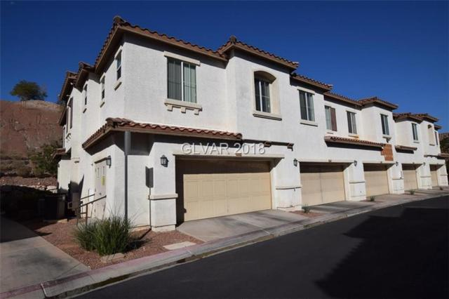 1525 Spiced Wine #8101, Henderson, NV 89074 (MLS #2053365) :: The Snyder Group at Keller Williams Marketplace One