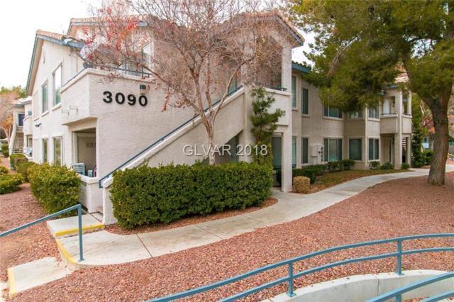 3090 Tarpon #202, Las Vegas, NV 89120 (MLS #2053531) :: Sennes Squier Realty Group