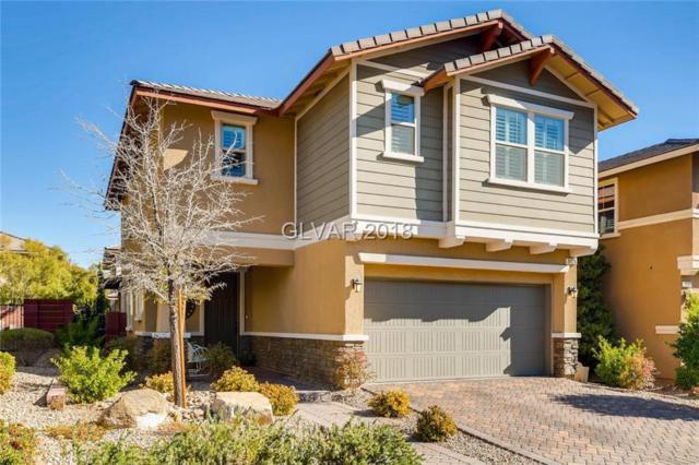 5526 Alden Bend, Las Vegas, NV 89135 (MLS #2053543) :: The Snyder Group at Keller Williams Marketplace One