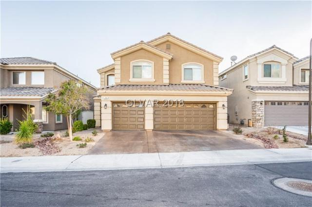 75 Tall Ruff, Las Vegas, NV 89148 (MLS #2053544) :: Vestuto Realty Group