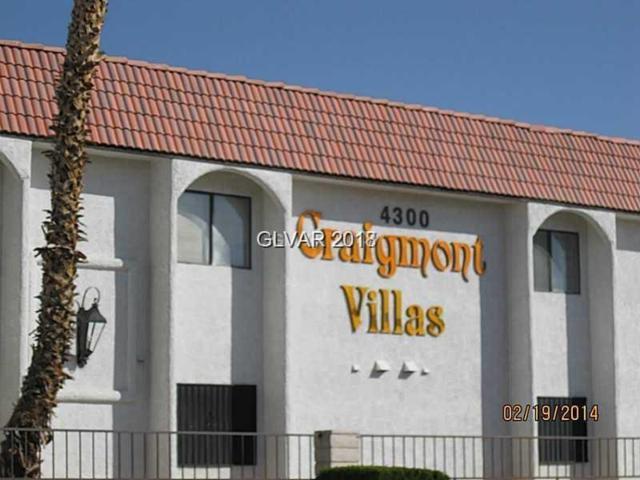 4300 Lamont #228, Las Vegas, NV 89115 (MLS #2053575) :: The Snyder Group at Keller Williams Marketplace One