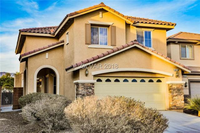 4716 Grey Heron, North Las Vegas, NV 89084 (MLS #2053576) :: The Machat Group   Five Doors Real Estate
