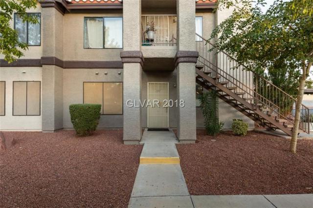 1575 Warm Springs #1111, Henderson, NV 89014 (MLS #2053609) :: Sennes Squier Realty Group