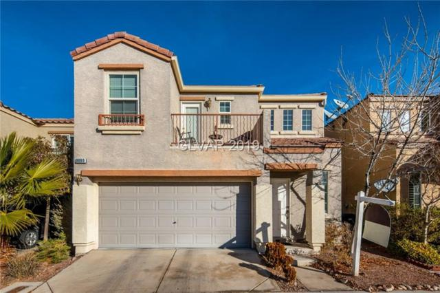 9090 Epworth, Las Vegas, NV 89148 (MLS #2053641) :: Vestuto Realty Group