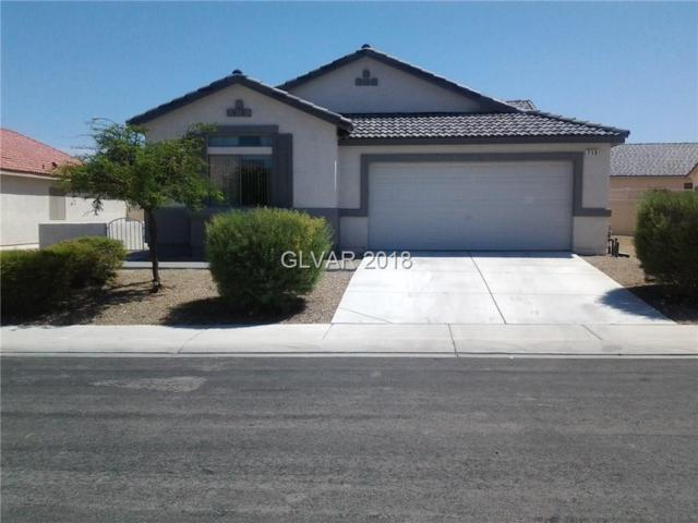 713 Bright Lights, North Las Vegas, NV 89031 (MLS #2053649) :: Vestuto Realty Group