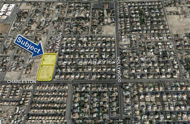 4.75 Acres On Charleston, Las Vegas, NV 89110 (MLS #2053658) :: Trish Nash Team