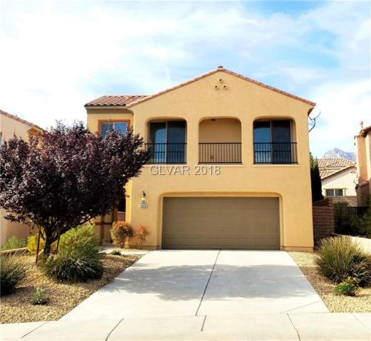 11928 S Orense, Las Vegas, NV 89138 (MLS #2053697) :: The Machat Group   Five Doors Real Estate