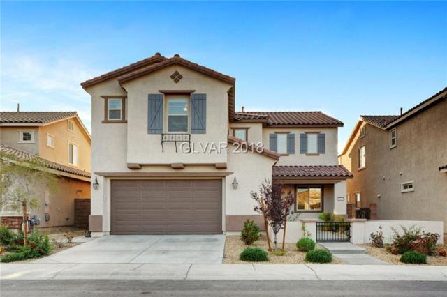 863 Via Serenelia, Henderson, NV 89011 (MLS #2053744) :: The Machat Group   Five Doors Real Estate