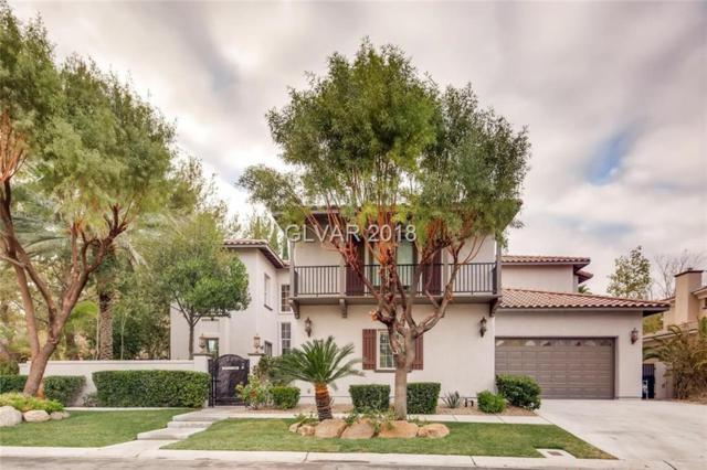 1309 Saintsbury, Las Vegas, NV 89144 (MLS #2053760) :: The Machat Group | Five Doors Real Estate