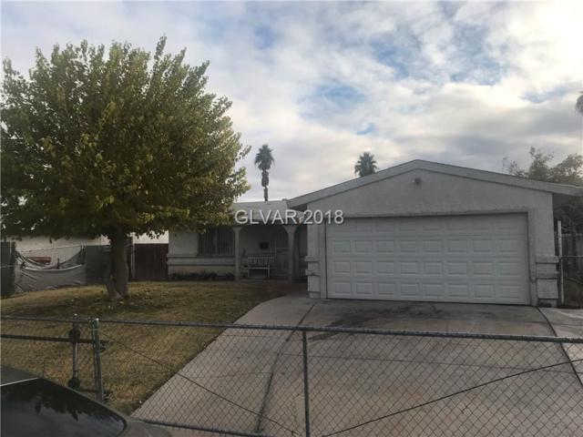 1117 Stone River, North Las Vegas, NV 89083 (MLS #2053785) :: The Machat Group | Five Doors Real Estate