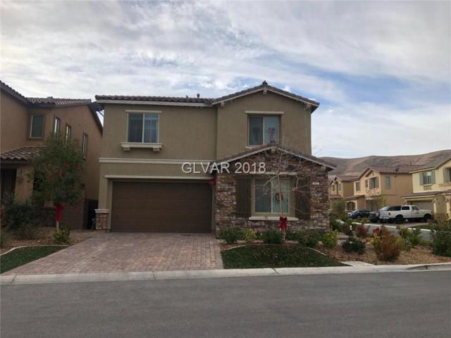3427 Iron Hagen, Henderson, NV 89141 (MLS #2053792) :: The Snyder Group at Keller Williams Marketplace One