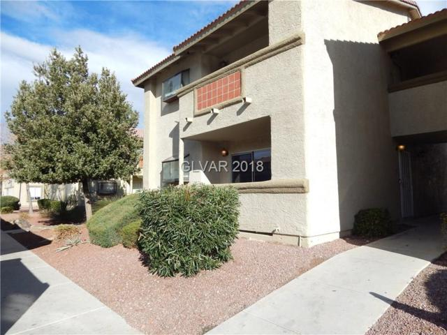 7300 Pirates Cove #1052, Las Vegas, NV 89145 (MLS #2053808) :: Trish Nash Team