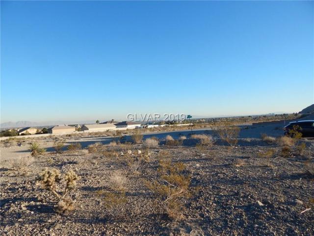 8290 W. Sw Corner Of Eula  La Madre, Las Vegas, NV 89149 (MLS #2053818) :: The Snyder Group at Keller Williams Marketplace One
