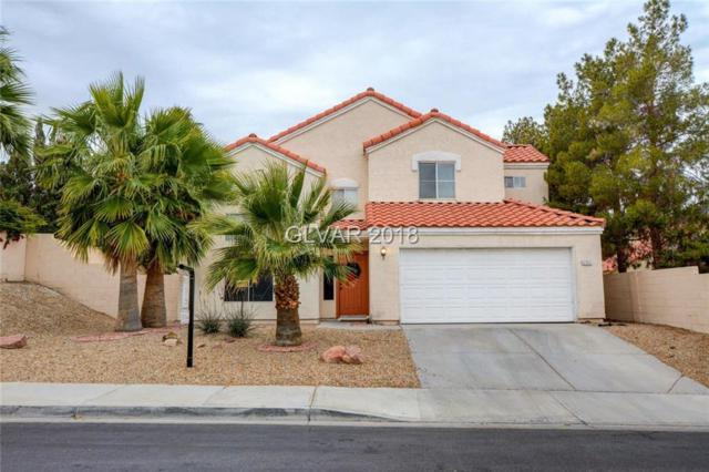1711 Toltec, Henderson, NV 89014 (MLS #2053830) :: The Snyder Group at Keller Williams Marketplace One