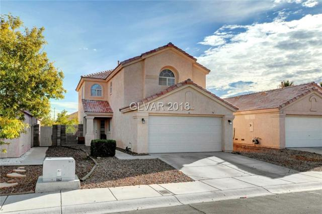 3908 Narrow Canyon, Las Vegas, NV 89129 (MLS #2053867) :: The Snyder Group at Keller Williams Marketplace One