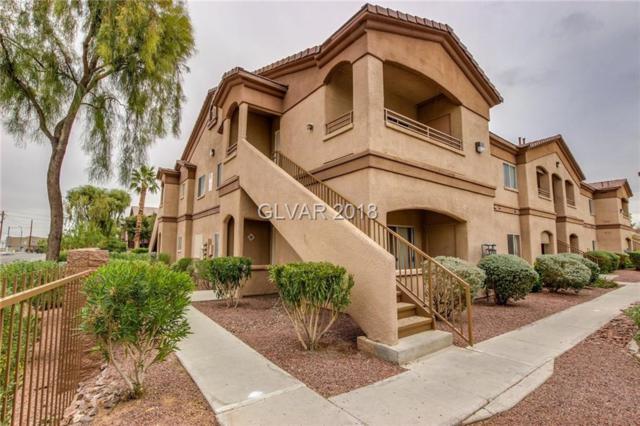 5751 E Hacienda #102, Las Vegas, NV 89122 (MLS #2053923) :: Sennes Squier Realty Group