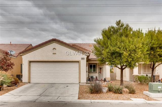 2812 Ground Robin, North Las Vegas, NV 89084 (MLS #2053953) :: The Snyder Group at Keller Williams Marketplace One