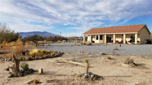 1721 S Old West, Pahrump, NV 89048 (MLS #2053958) :: Trish Nash Team