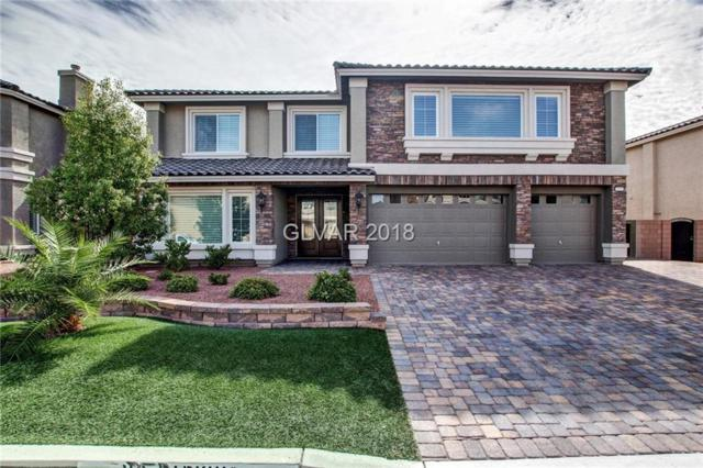 11004 Gaelic Hills, Las Vegas, NV 89141 (MLS #2053987) :: The Machat Group | Five Doors Real Estate