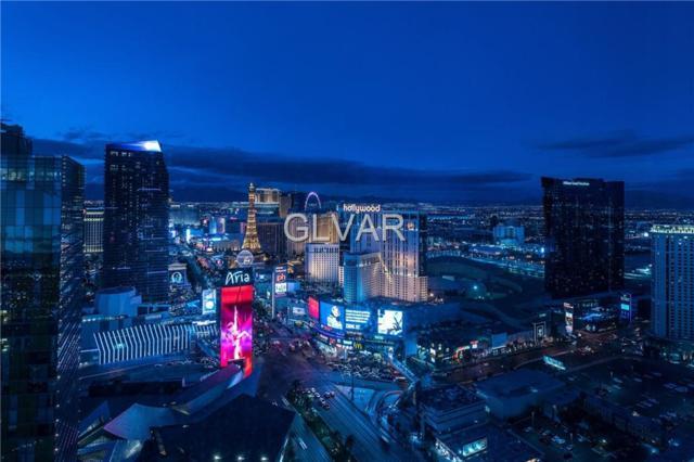 3750 Las Vegas #3605, Las Vegas, NV 89158 (MLS #2054024) :: Sennes Squier Realty Group