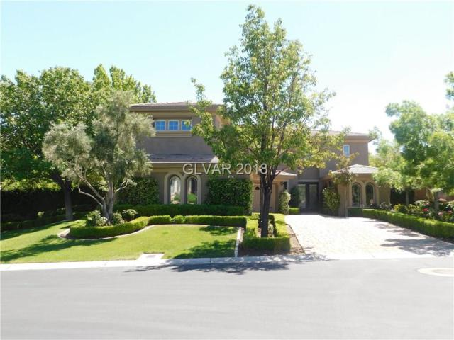 104 Ring Dove, Las Vegas, NV 89144 (MLS #2054027) :: The Machat Group   Five Doors Real Estate