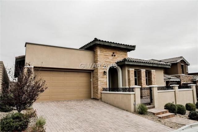 312 Castellari, Las Vegas, NV 89138 (MLS #2054106) :: The Machat Group   Five Doors Real Estate