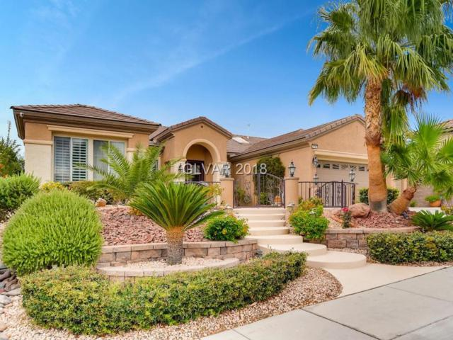 2784 Foxtail Creek, Henderson, NV 89052 (MLS #2054113) :: The Snyder Group at Keller Williams Marketplace One