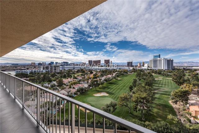 3111 Bel Air 15G, Las Vegas, NV 89109 (MLS #2054131) :: Sennes Squier Realty Group