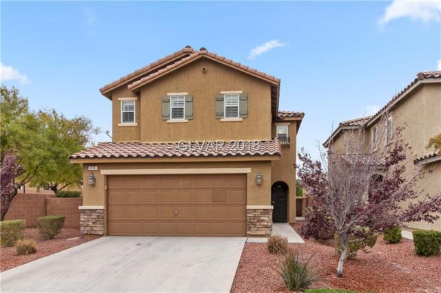 3720 Via Gaetano, Henderson, NV 89052 (MLS #2054164) :: The Machat Group   Five Doors Real Estate