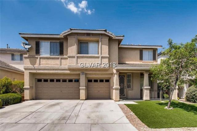 11026 Ashboro, Las Vegas, NV 89135 (MLS #2054170) :: ERA Brokers Consolidated / Sherman Group