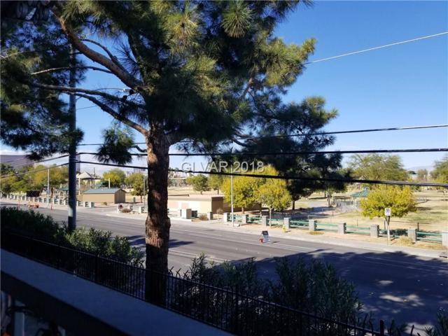 3823 S Maryland B8, Las Vegas, NV 89119 (MLS #2054228) :: Sennes Squier Realty Group