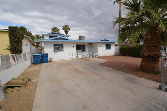 1713 Cedar, Las Vegas, NV 89101 (MLS #2054244) :: The Snyder Group at Keller Williams Marketplace One