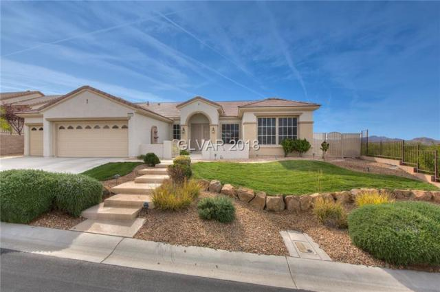 2877 Foxtail Creek, Henderson, NV 89052 (MLS #2054251) :: The Snyder Group at Keller Williams Marketplace One