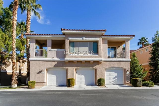 251 Green Valley #3811, Henderson, NV 89012 (MLS #2054312) :: The Snyder Group at Keller Williams Marketplace One