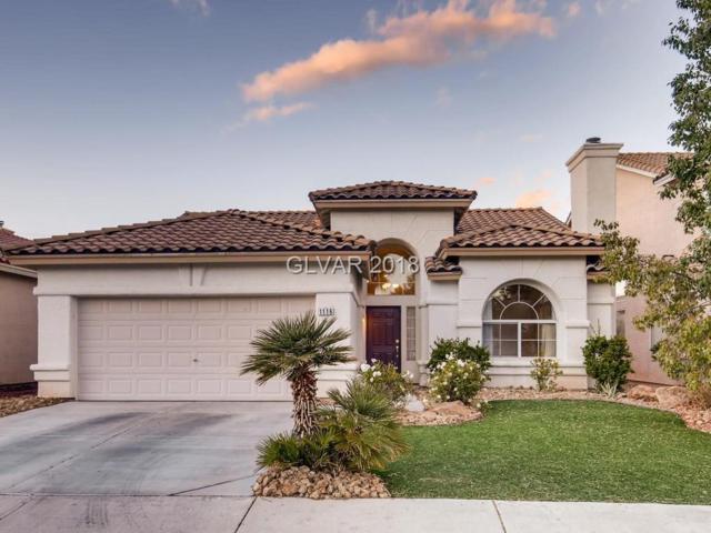 1116 Coral Rainbow, Las Vegas, NV 89123 (MLS #2054334) :: ERA Brokers Consolidated / Sherman Group