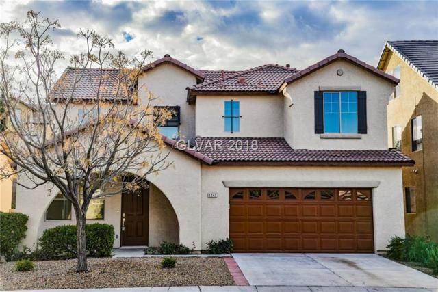 1241 Sonatina, Henderson, NV 89052 (MLS #2054365) :: The Snyder Group at Keller Williams Marketplace One