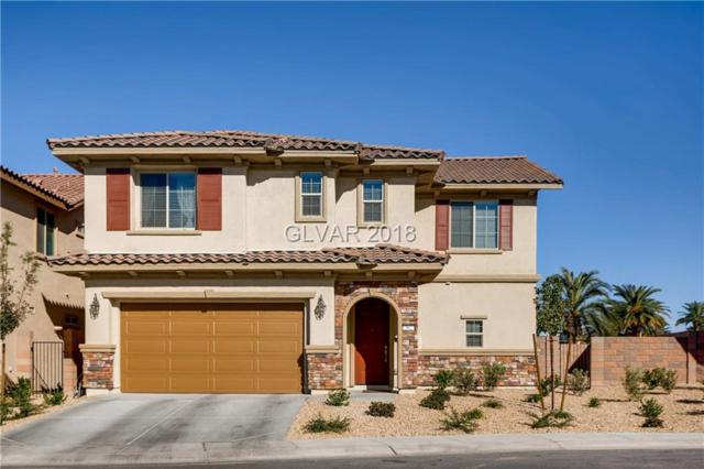 362 Via Del Salvatore, Henderson, NV 89011 (MLS #2054373) :: The Snyder Group at Keller Williams Marketplace One