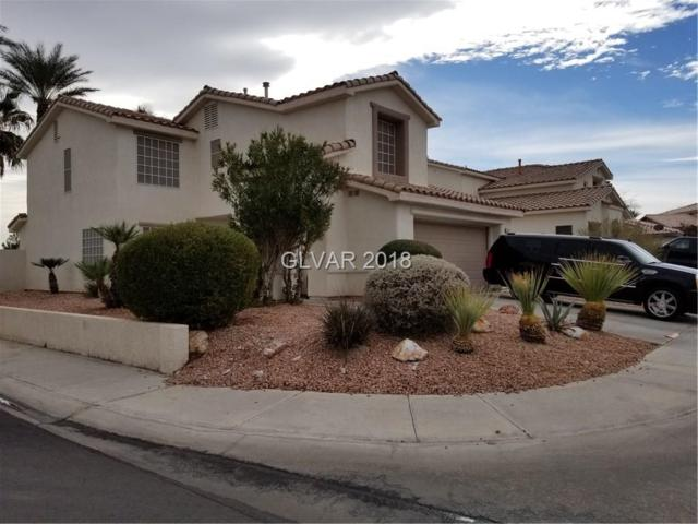 7308 Bosky Springs, Las Vegas, NV 89131 (MLS #2054378) :: The Snyder Group at Keller Williams Marketplace One