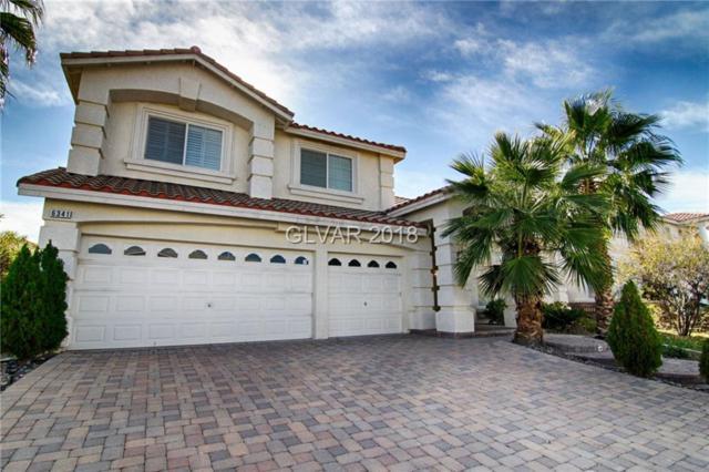 6341 Mighty Flotilla, Las Vegas, NV 89139 (MLS #2054389) :: Signature Real Estate Group
