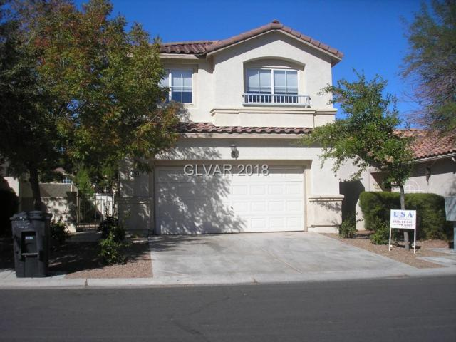 7704 Vista Hills, Las Vegas, NV 89128 (MLS #2054452) :: The Snyder Group at Keller Williams Marketplace One