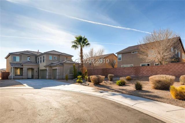 2325 Scissortail, North Las Vegas, NV 89084 (MLS #2054510) :: ERA Brokers Consolidated / Sherman Group