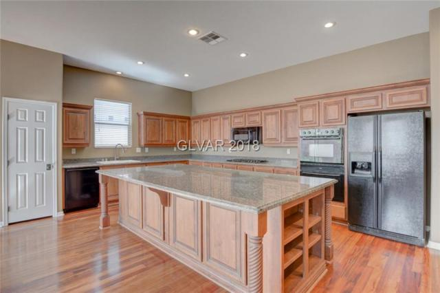 489 Via Stretto, Henderson, NV 89011 (MLS #2054511) :: The Snyder Group at Keller Williams Marketplace One